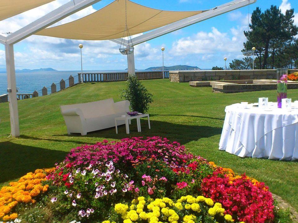 Bodas y banquetes | Pazos en Galicia